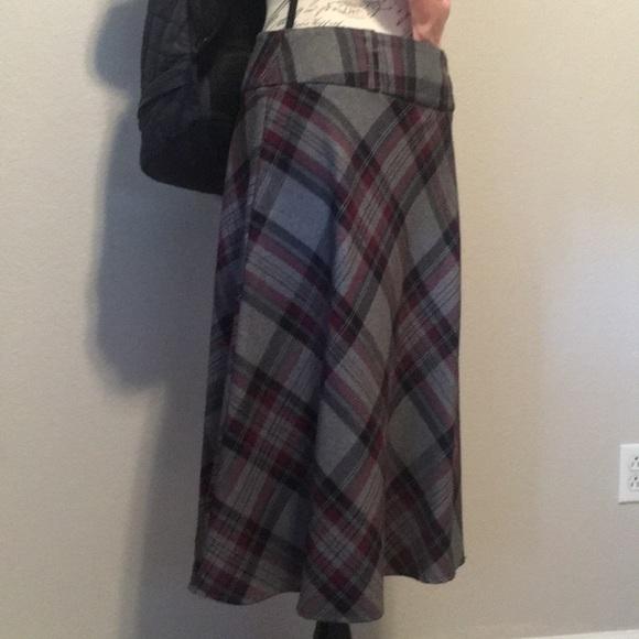 Dress Barn Dresses & Skirts - Plaid pencil skirt